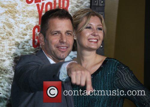 Zack Snyder and Deborah Snyder 4