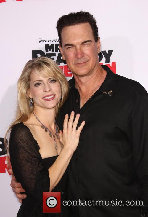 Patrick Warburton and Cathy Jennings 1