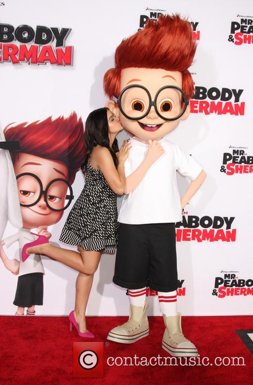 Ariel Winter and Sherman 1