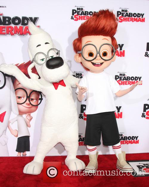 Mr Peabody and Sherman 7