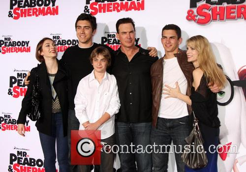 Premiere of 'Mr. Peabody & Sherman' - Arrivals