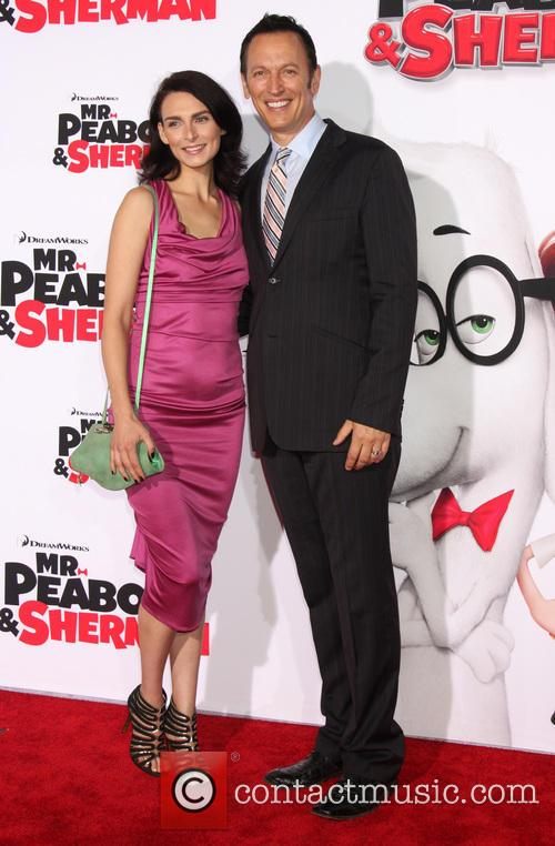 Steve Valentine and Wife 6