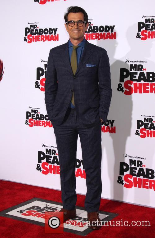 Premiere of 'Mr. Peabody & Sherman' - Arrivals