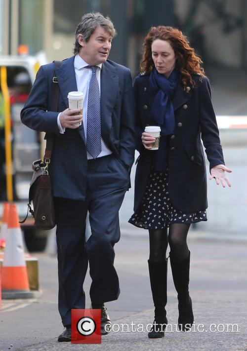 Andy Coulson, Rebekah and Charlie Brooks 2