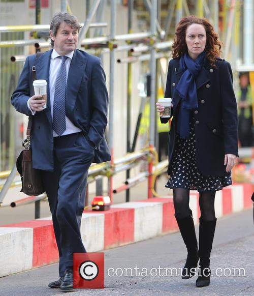 Andy Coulson, Rebekah and Charlie Brooks 4