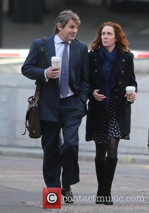 Andy Coulson, Rebekah and Charlie Brooks 10