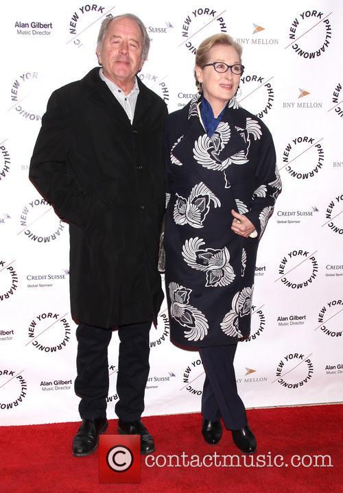 Don Gummer and Meryl Streep 1