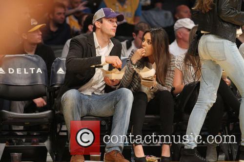 Ashton Kutcher and Mila Kunis 12