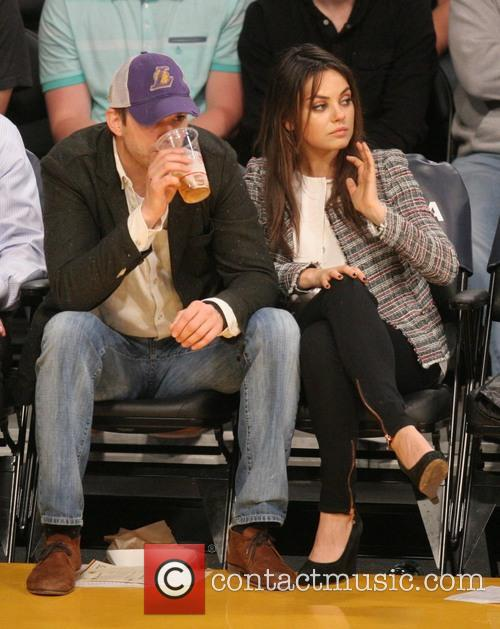 Ashton Kutcher and Mila Kunis 13