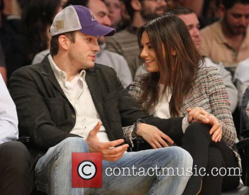 Ashton Kutcher and Mila Kunis 16