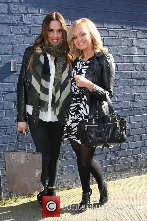 Emma Bunton and Melanie C 2