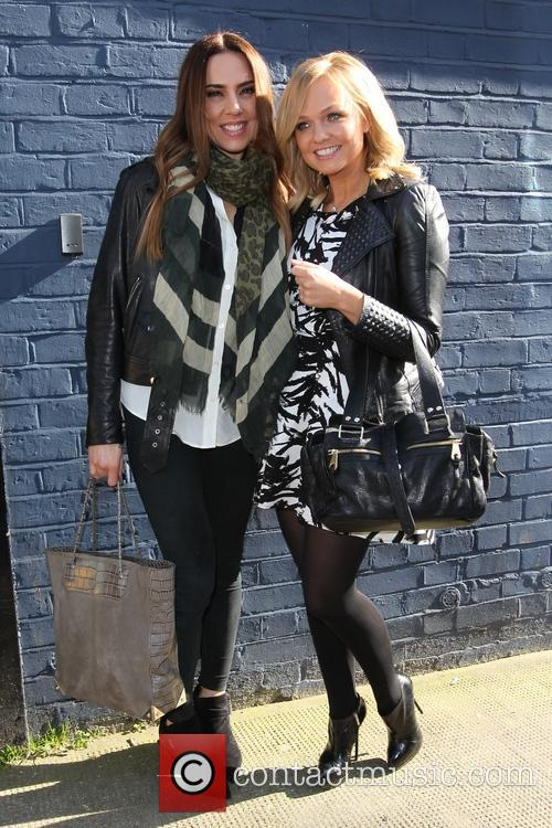 Emma Bunton and Melanie C 3