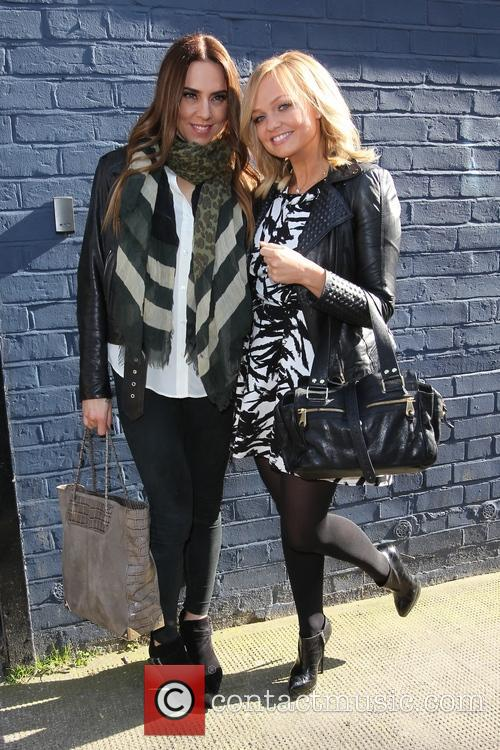 Emma Bunton and Melanie C 4