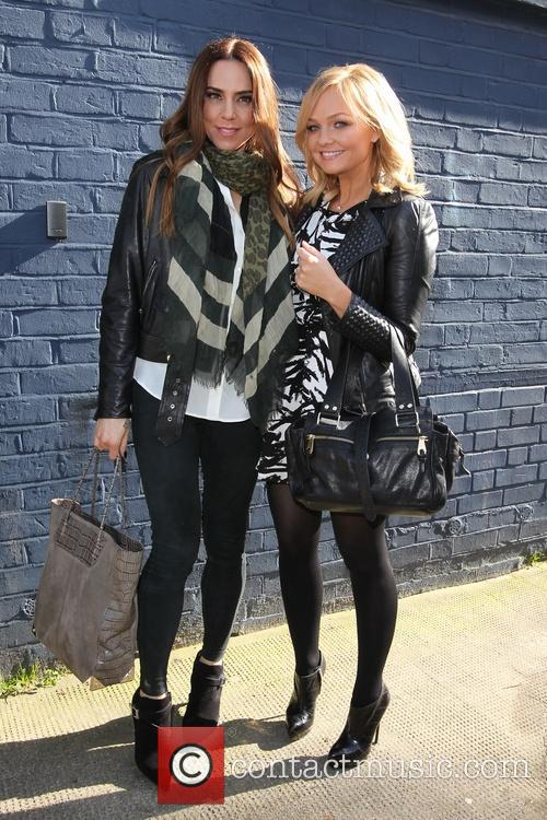 Emma Bunton and Melanie C 7