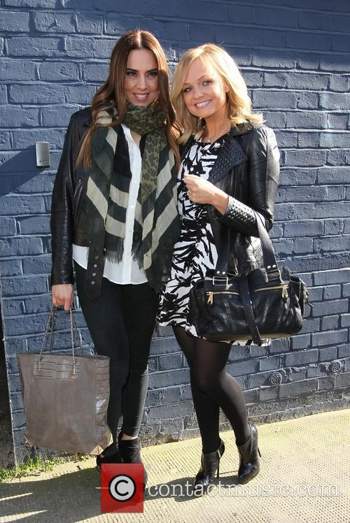 Emma Bunton and Melanie C 9