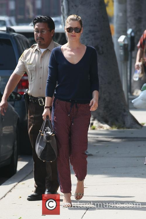 Ali Larter out shopping in West Hollywood