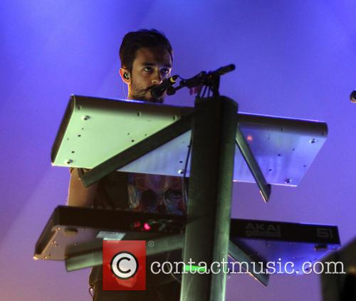 Kyle Simmons and Bastille 1