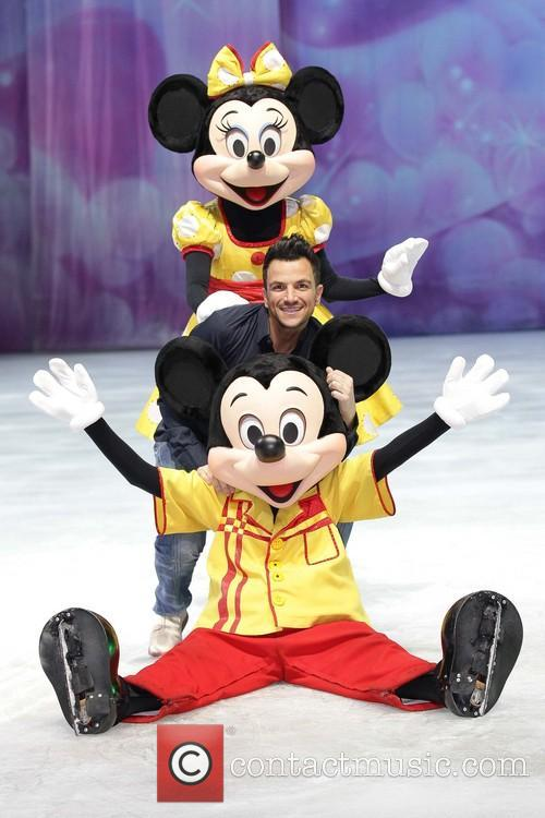 peter andre peter andre disney on ice 4099812