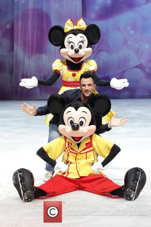 peter andre peter andre disney on ice 4099821