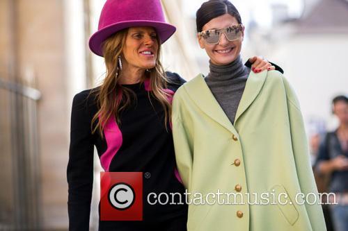 Anna Dello Russo and Giovanna Battaglia 2