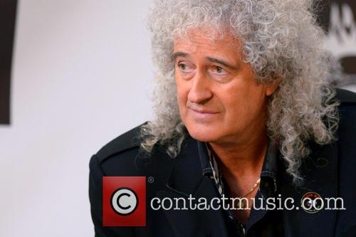 Brian May, Madison Square Garden