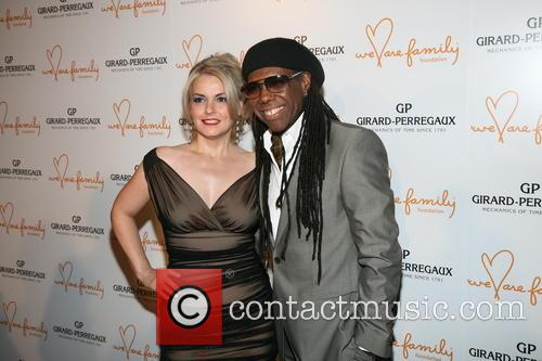 Nancy Hunt and Nile Rodgers 9