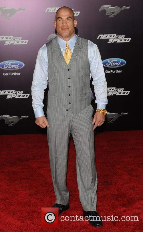 Tito Ortiz, TCL Chinese Theater