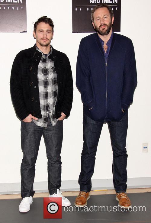 James Franco and Chris O'dowd 3