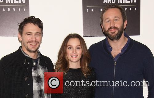 James Franco, Leighton Meester, Chris O'Dowd, Signature Theatre Center,
