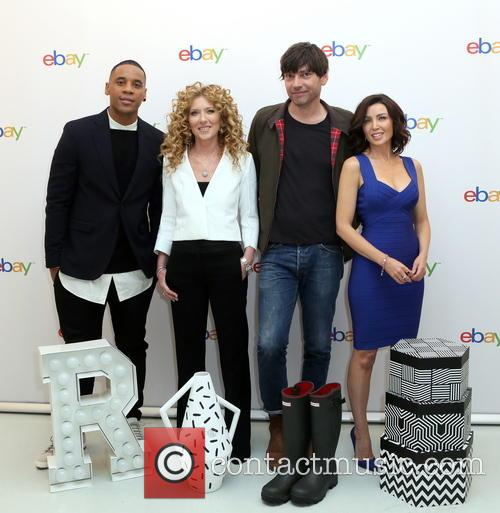 Alex James, Kelly Hoppen, Dannii Minogue and Reggie Yates 3