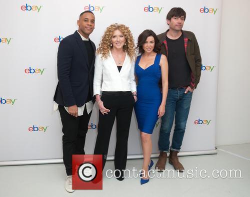 Reggie Yates, Kelly Hoppen, Dannii Minogue and Alex James 2
