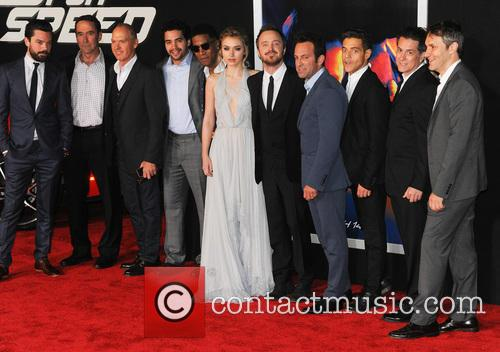 Need For Speed Cast 3