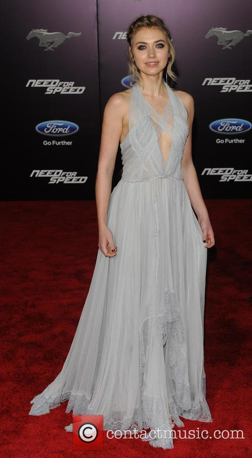 imogen poots need for speed premiere 4100106