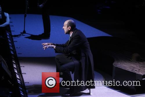 Opening Night of New York Philharmonic's Sweeney Todd...