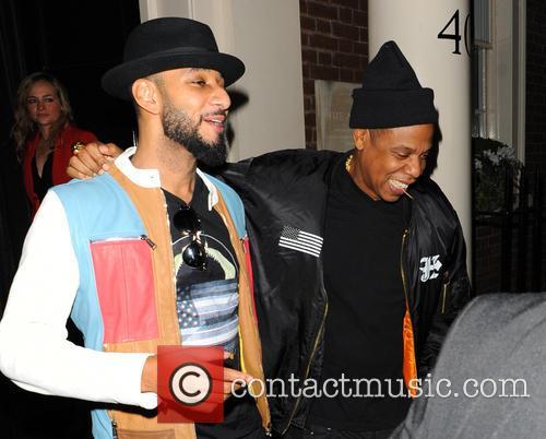 Jay-z and Swizz Beatz 2
