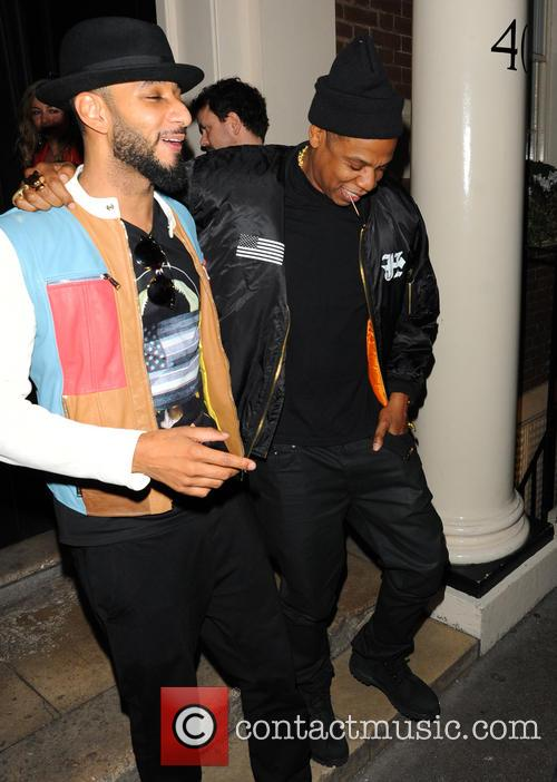 Jay-z and Swizz Beatz