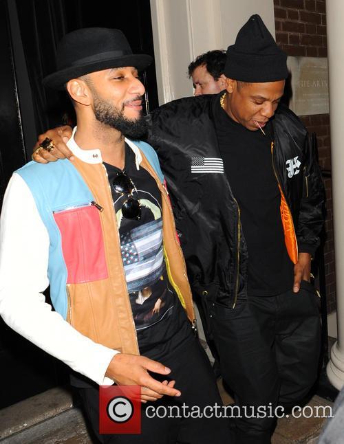 Jay-z and Swizz Beatz 4
