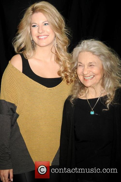 Stephanie Leigh Schlund and Lynn Cohen 11