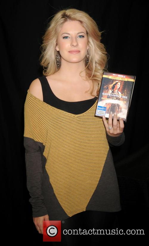 Meet and greet for 'The Hunger Games: Catching...