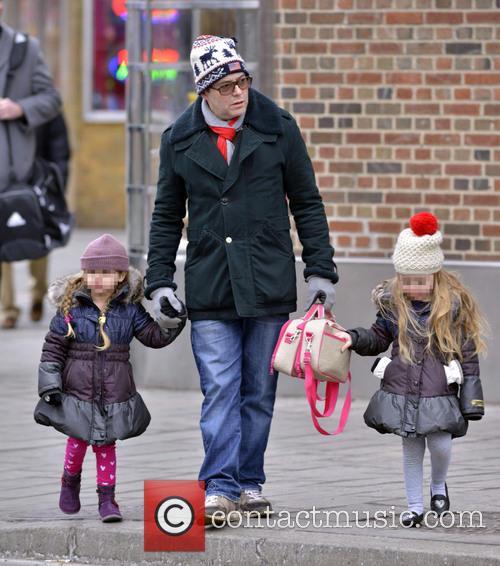 Matthew Broderick, Marion Broderick and Tabitha Broderick 8