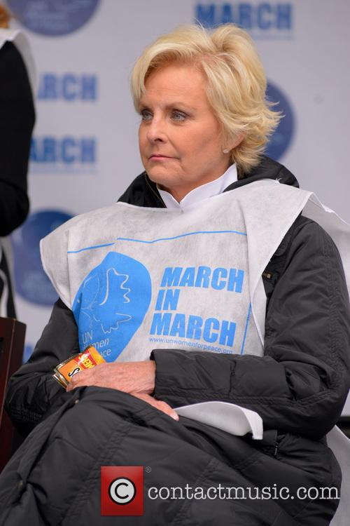 Peace and Cindy Mccain 8