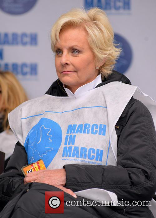 Peace and Cindy Mccain 9