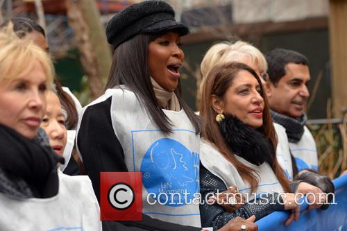 Naomi Campbell and Muna Rihani Al Nasser 4