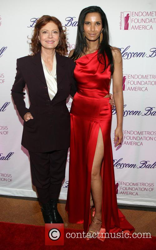 Susan Sarandon and Padma Lakshmi 4