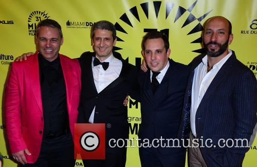 Jaie Laplante, Jose Levy, Nicolas Veinberg and Ricardo Kleinbaum 2