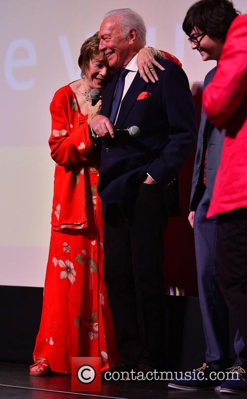 Shirley Maclaine, Christopher Plummer and Jared Gilman 4