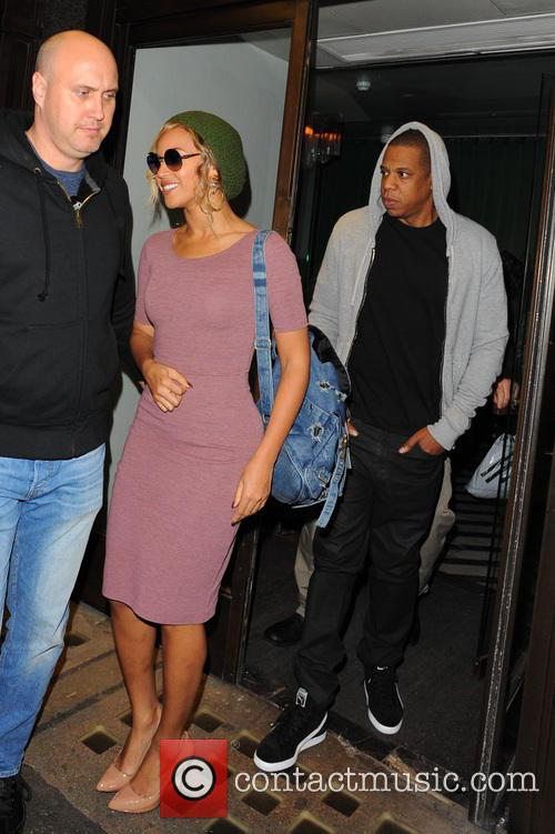 Beyonce and Jay Z 8
