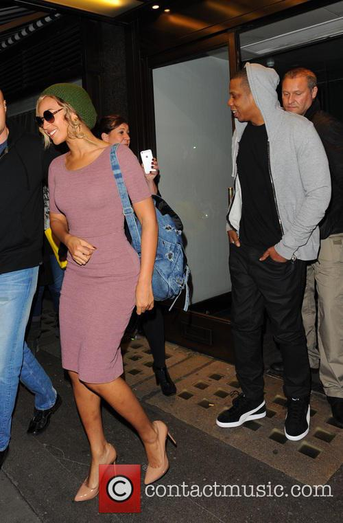 Beyonce and Jay Z 14
