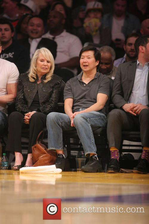 ken jeong celebrities at the los angeles 4100366