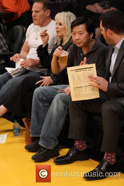 Ken Jeong, Staples Center